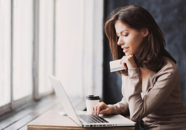 woman wondering should I max out my credit card