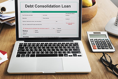 apply for a debt consolidation loan