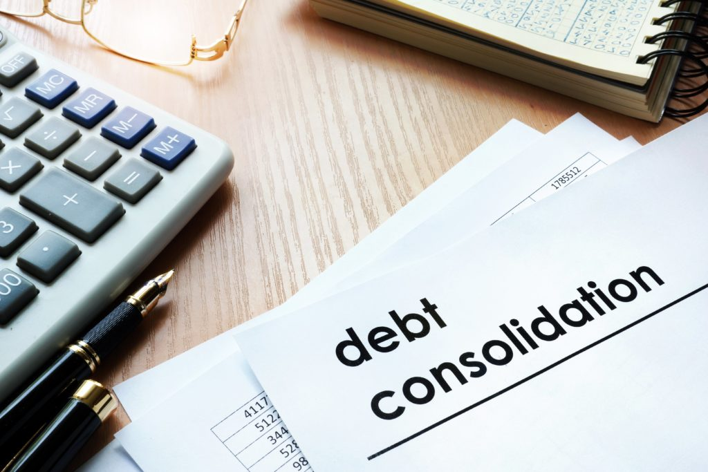 debt consolidation articles