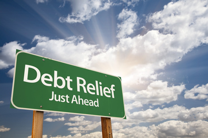 Debt relief can reduce debt
