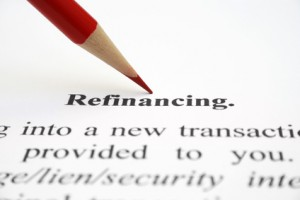 second mortgage refinancing